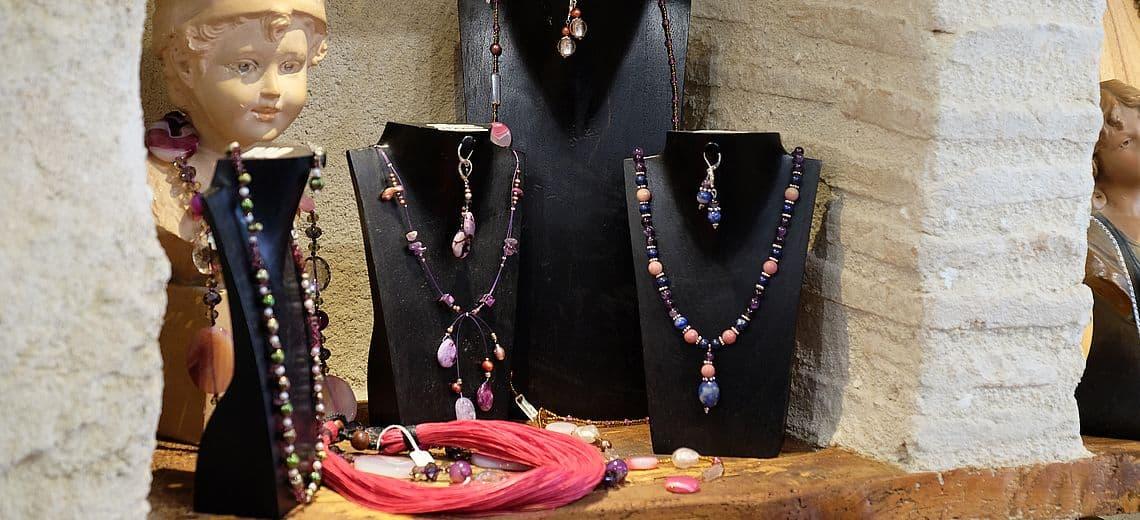 Bijoux de créateur originaux