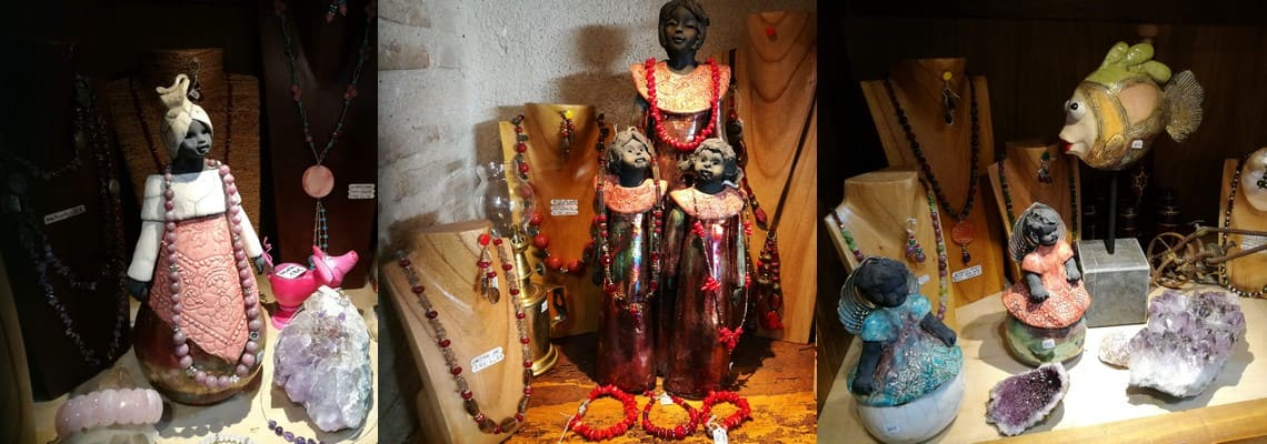 Création de marion bijoux artisanal de créateur en gironde