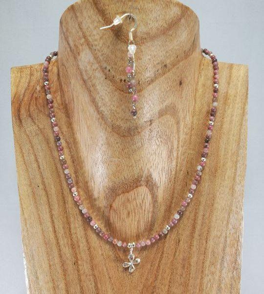 collier-en-rodochrosite-et-petite-croix