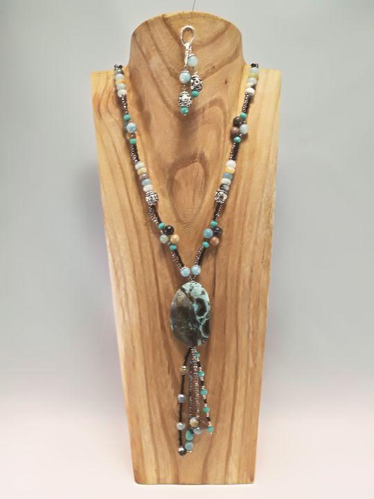 collier-long-jaspe-paysage-bleu-et-amazonite-1-les-creations-de-marion