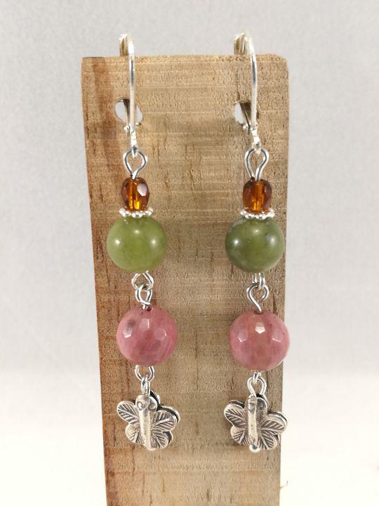 boucles-doreilles-multicolores-en-rhodochrosite-et-jade