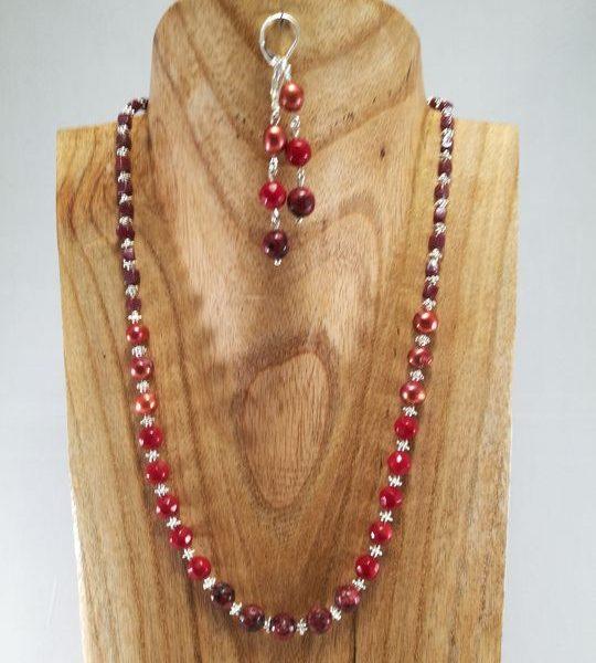 collier-rouge-en-corail-agathe-perle-de-culture-2-les creations-de-marion
