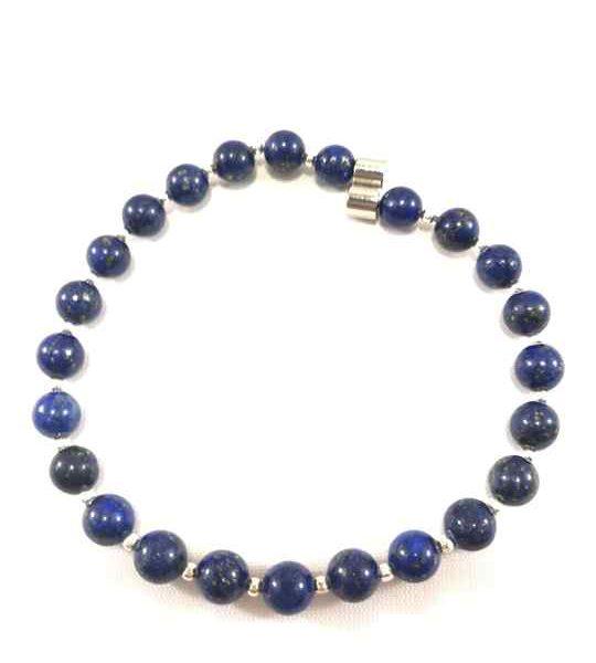 bracelet-bleu-en-lapis-lazuli-fermoir-magnetique-brtm-29