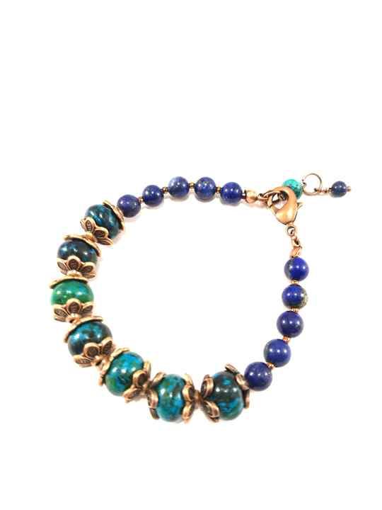 bracelet-bleu-et-turquoise-en-lapis-lazuli-et-chrysocolle-btm8