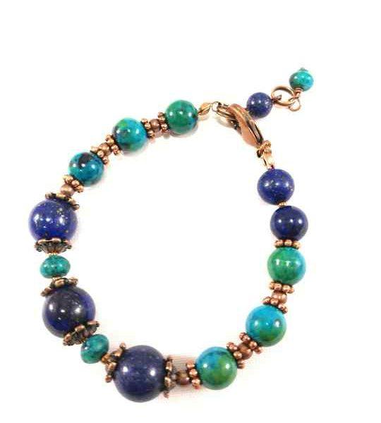 bracelet-bleu-et-turquoise-en-lapis-lazuli-et-chrysocolle-btm9