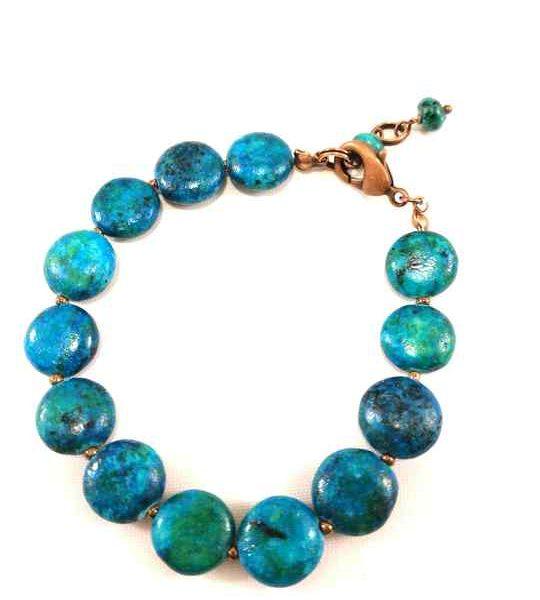 bracelet-turquoise-en-chrysocolle-brtm11