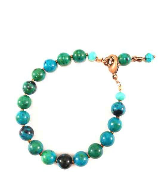 bracelet-turquoise-en-chrysocolle-naturelle-brtm15