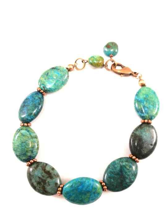 bracelet-turquoise-en-chrysocolle-naturelle-brtm13
