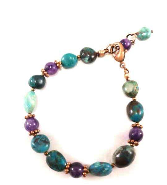bracelet-turquoise-violet-en-amethyste-et-chrysocolle-brtm19