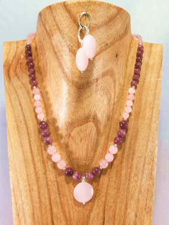 collier-en-quartz-rose-et-lepidolite