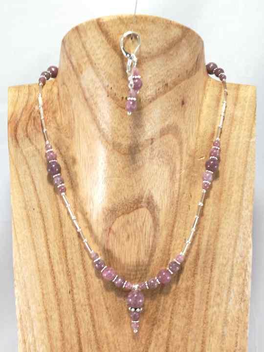 collier-fin-vieux-rose-en-lepidolite-et-rocailles