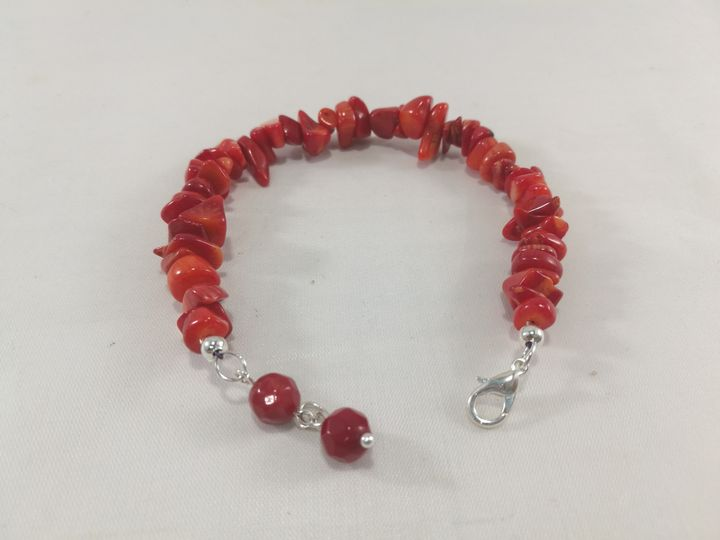 bracelet-en-corail-reglable