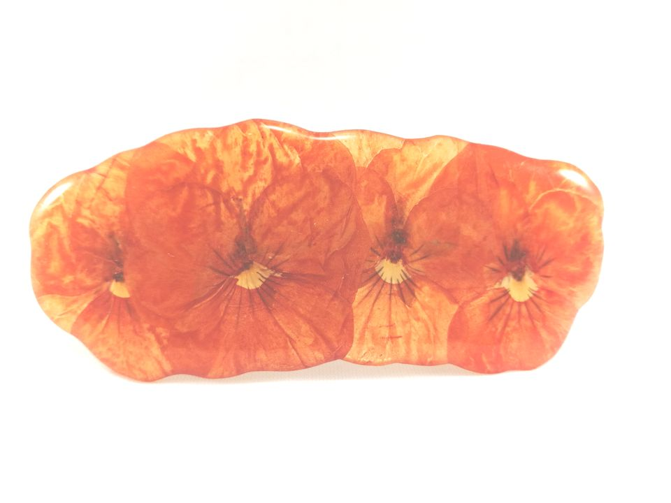 petite-barrette-pensees-orange