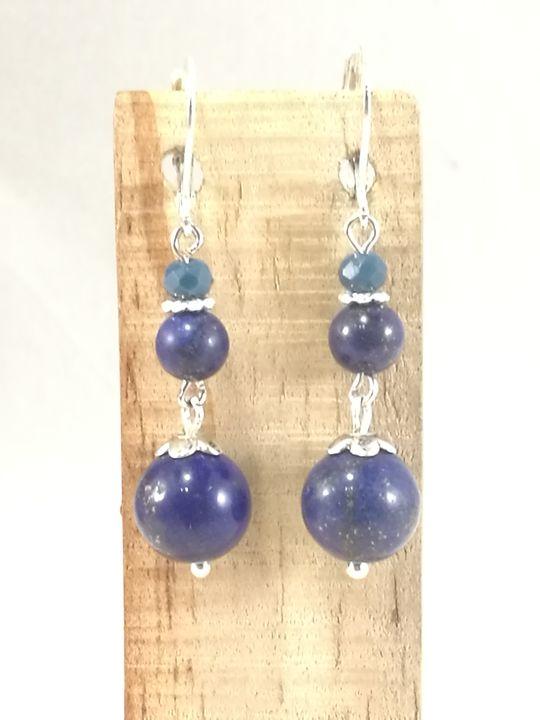 boucles-doreilles-articules-en-lapis-lazuli-et-cristal-de-boheme