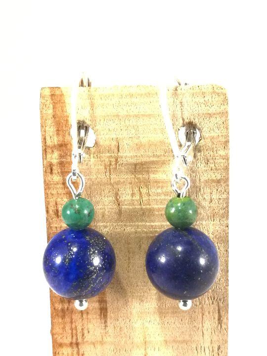 boucles-doreilles-en-lapis-lazuli-et-chrysocolle