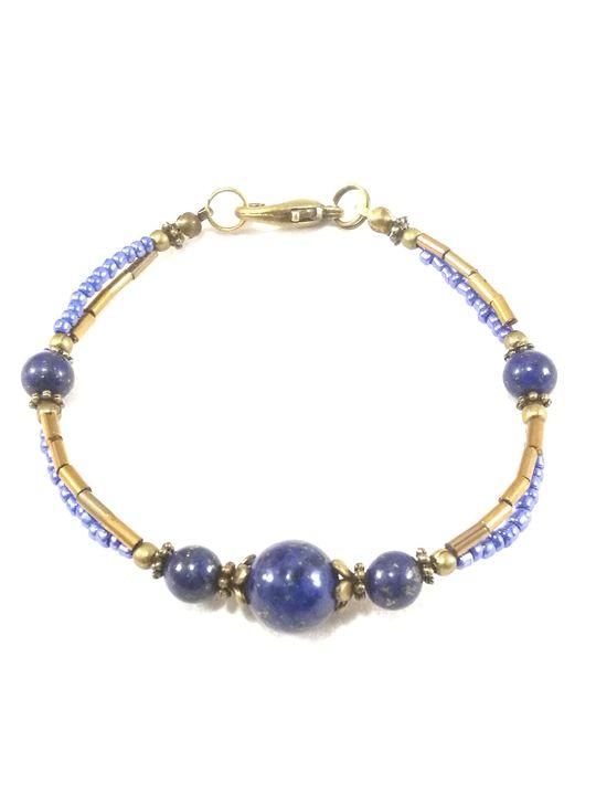 bracelet-2-rangs-en-lapis-lazuli
