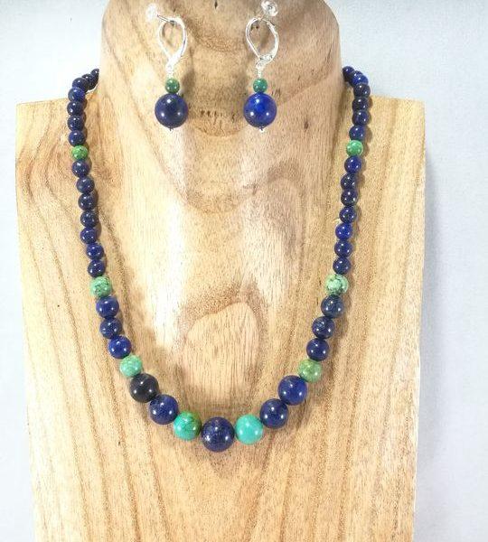 collier-bleu-et-vert-en-lapis-lazuli-et-chrysocolle