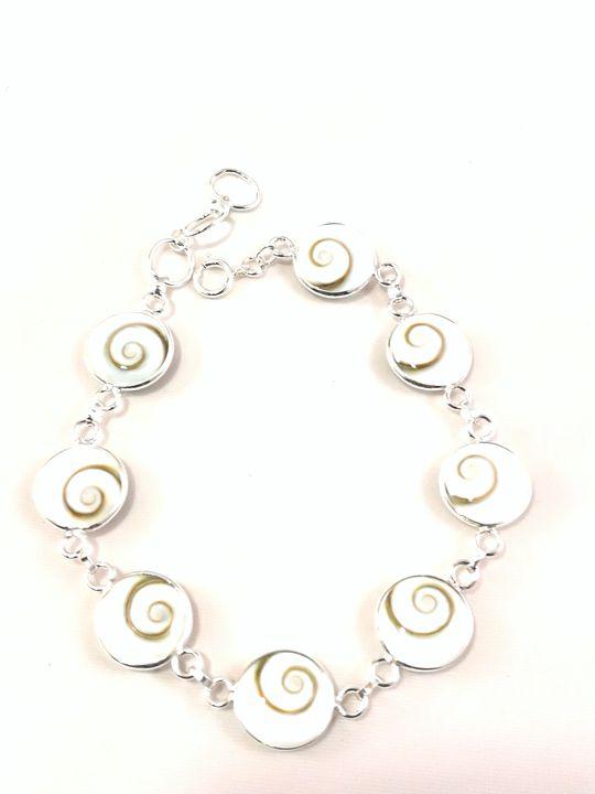 bracelet-en-argent-et-shiva-sainte-lucie