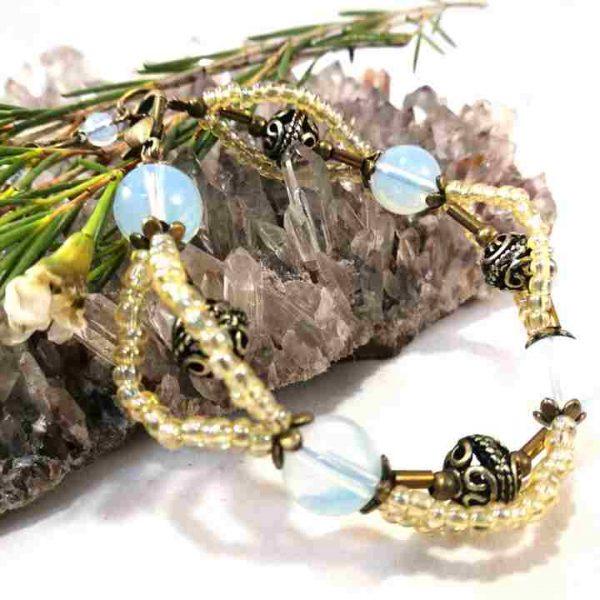 bracelet-blancdore-en-opalite