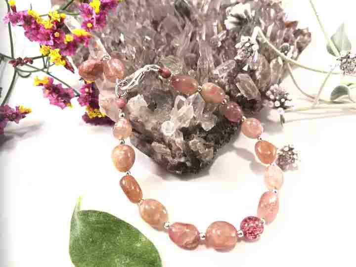 bracelet-en-strawberry-quartz