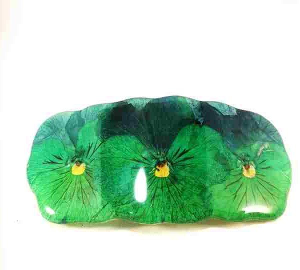 barrette-pensee-large-verte