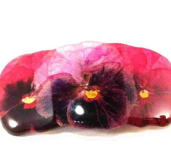 petite-barrette-pensees-violet-fuchsia