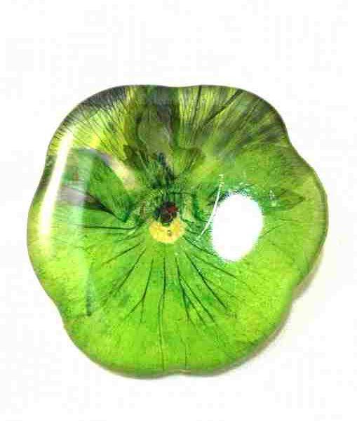 veritable-pensee-rouge-vert-olive-et-pomme-en-broche-s