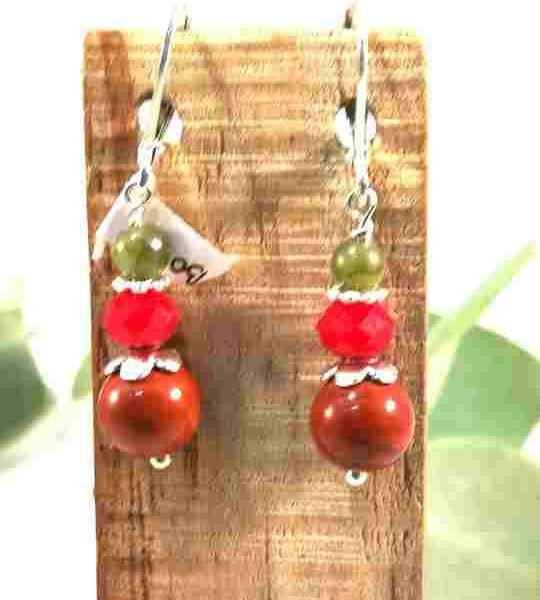 boucles-doreilles-rouges-en-jaspe-et-jade